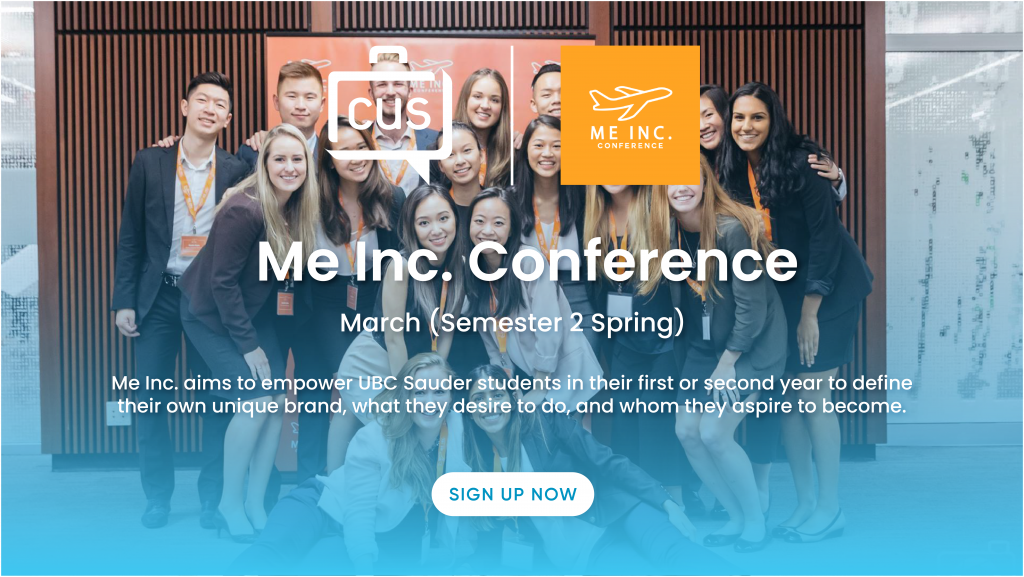 Me. Inc Conference