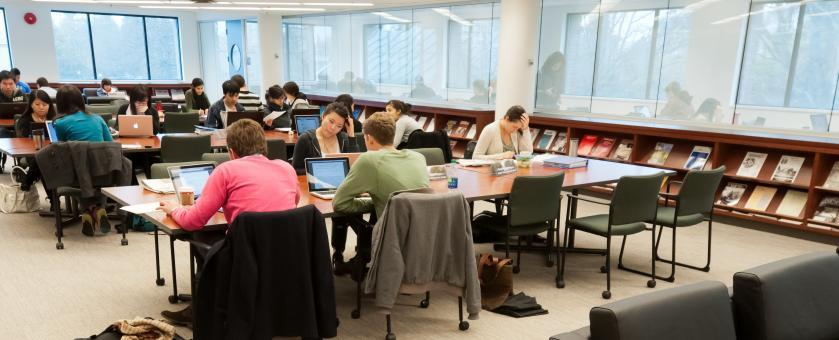The Canaccord Learning Commons